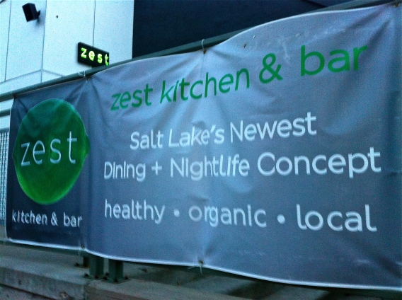 Zest Kitchen & Bar | Salt Lake City