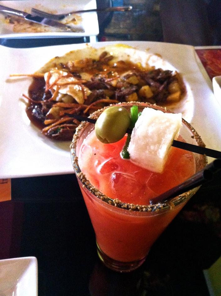 Frida Bistro Bloody Mary