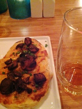 Finca Flatbread High West Whiskey