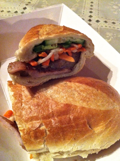 Oh Mai Banh Mi Honey Glazed Pork
