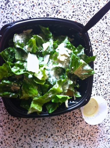 Pizzeria Limone Caesar Salad