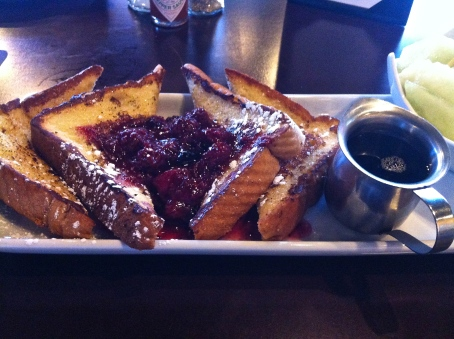 Bonneville Brewery French Toast