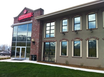 Bonneville Brewery