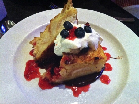 Vivace Bread Pudding
