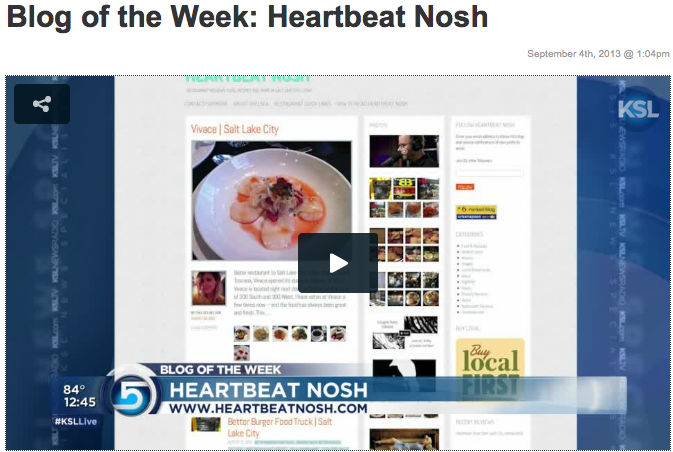 Heatbeat Nosh