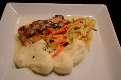 Faustina Grilled Salmon Filet
