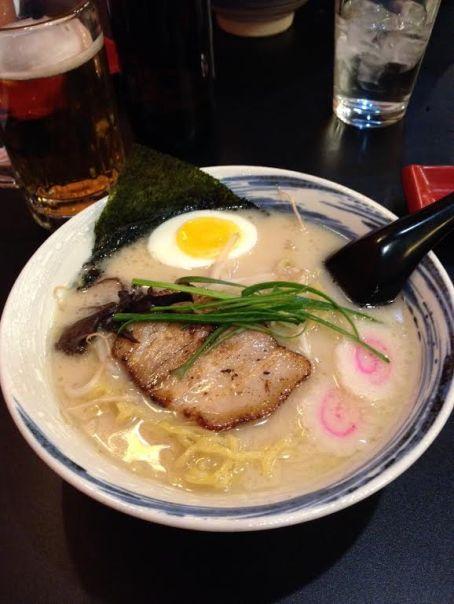 Kobe Sushi Tonkotsu Ramen