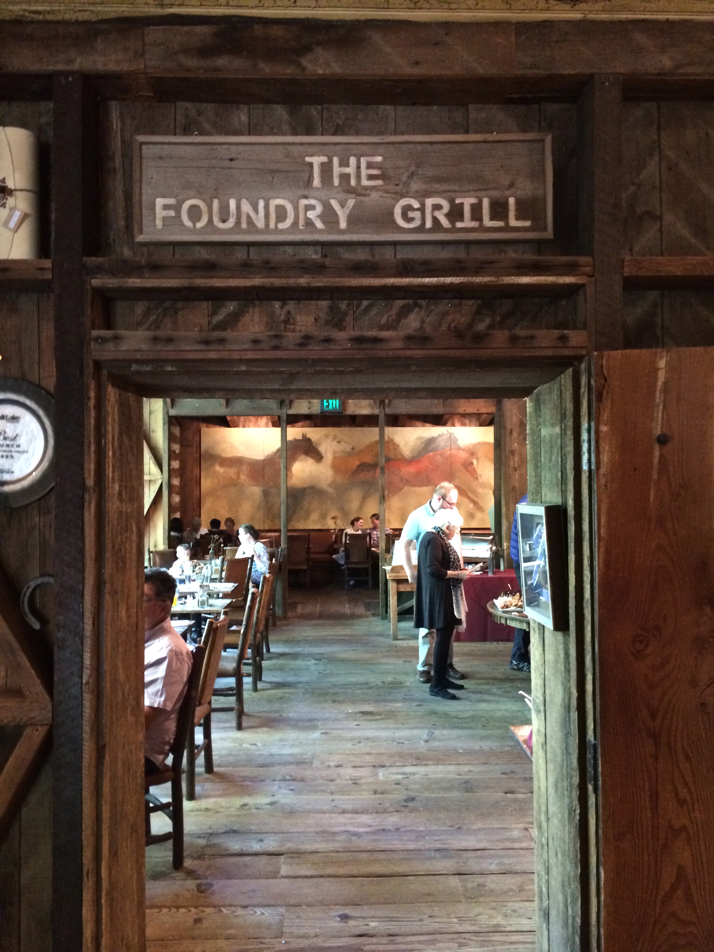 Image result for foundry grill