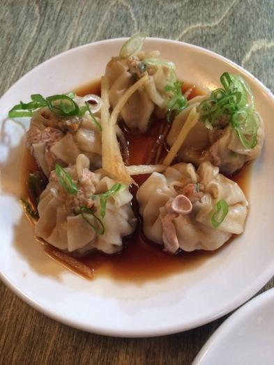 Rye Dumplings