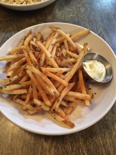 Rye Truffle Fries