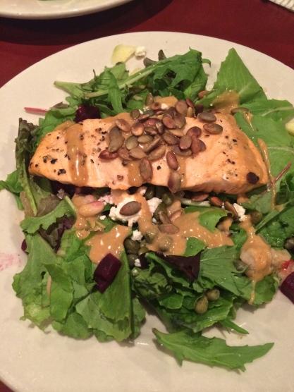 Stella Salmon Salad