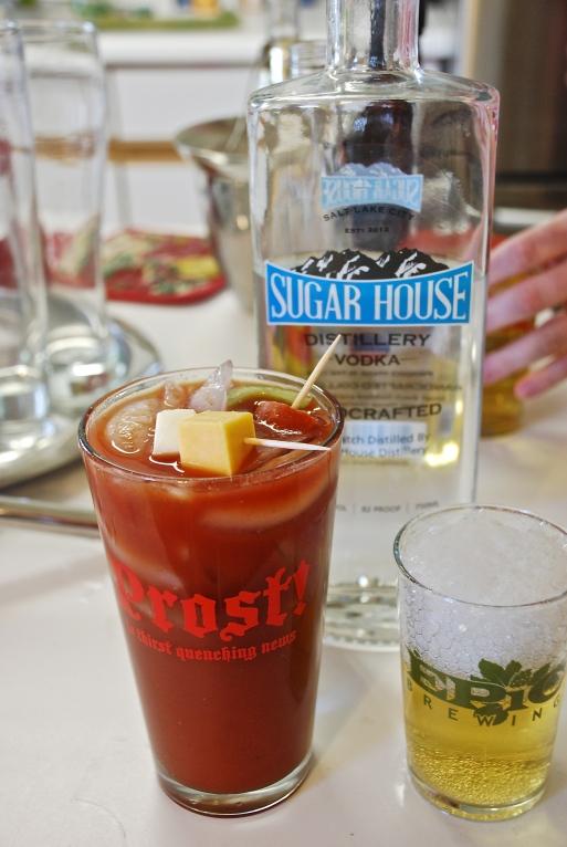 Sugar House Vodka Cocktail Club