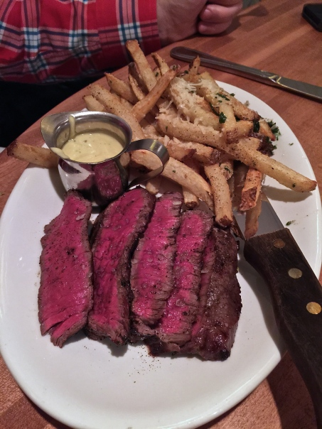 Copper Kitchen Steak Frites
