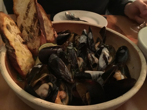 Provisions Wood-Fired Mussels