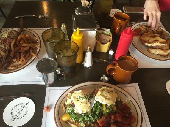 Hub & Spoke Diner