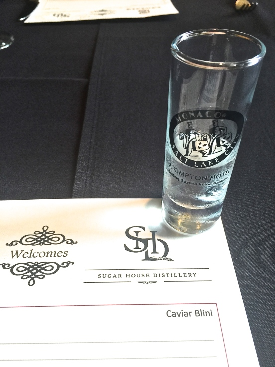 Sugar House Distillery Vodka