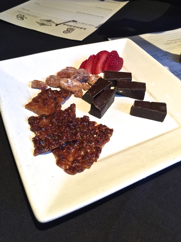Bambara Chocolate Plate