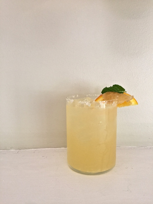 Ginger Tits Cocktail