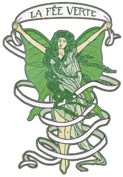GreenFairy: Absinthe