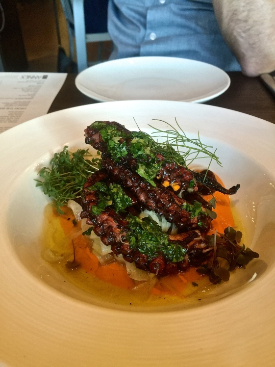 The Annex Grilled Octopus