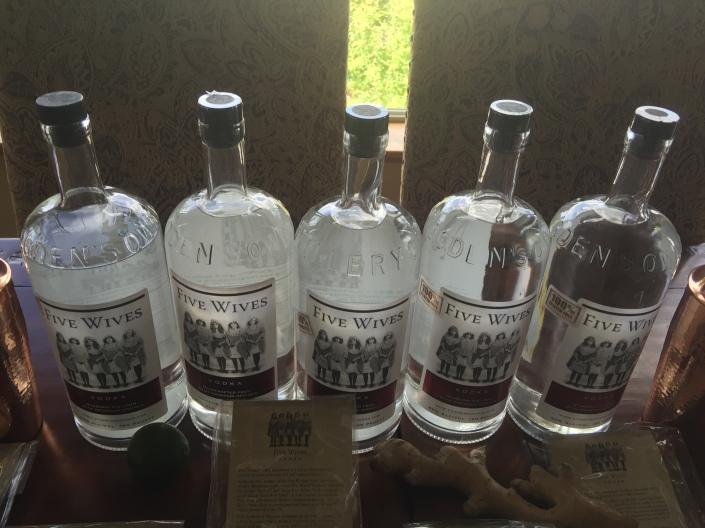 Five Wives Vodka