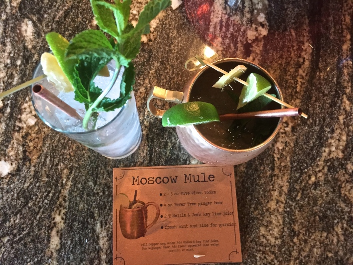 Moscow Mules Two Ways