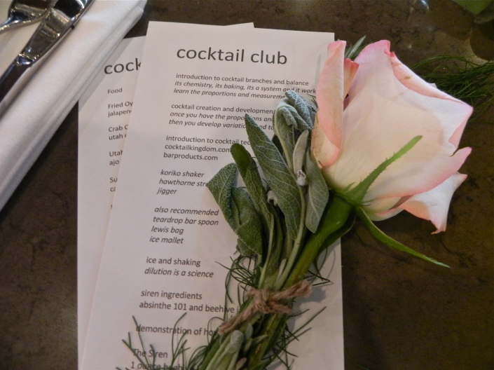 Cocktail Club Under Current