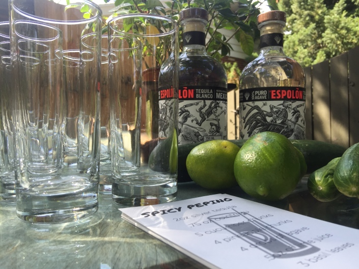 Cocktail Club: Spicy Pepino