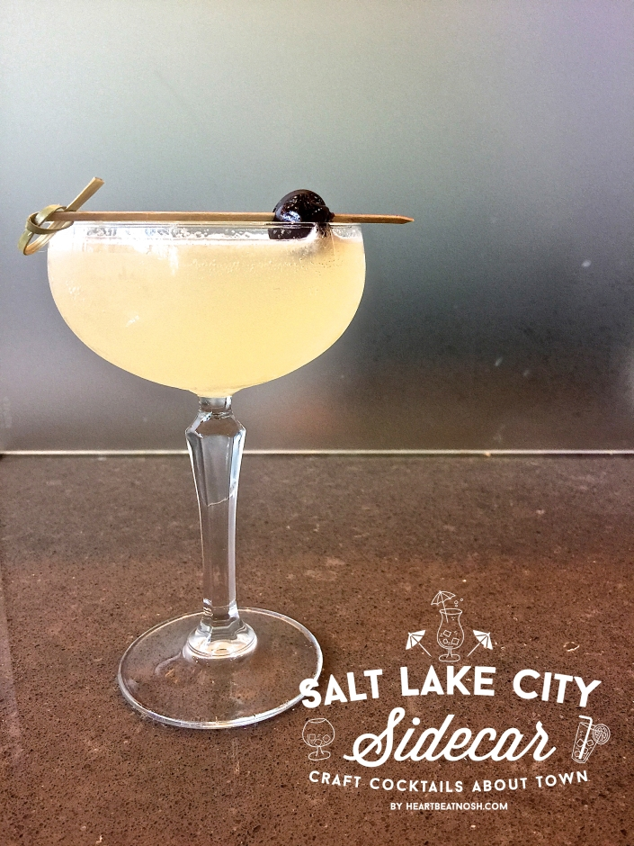 Salt Lake City Sidecar