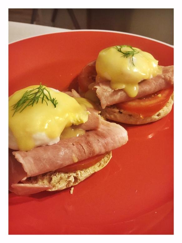 Eggs Benedict Heartbeat Nosh