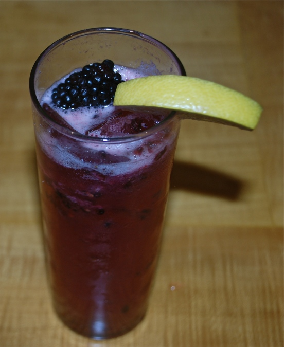 Shabu Blackberry Lemonade