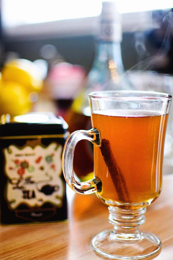 Steamy Hot Toddy