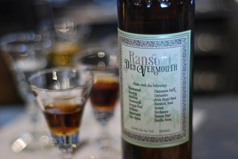 Ransom Vermouth