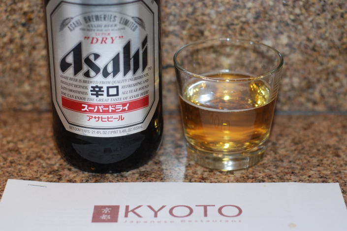 Asahi Pale Lager