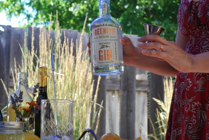 Beehive Gin