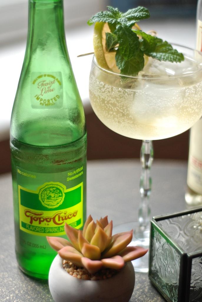 Lillet Blanc Spritz