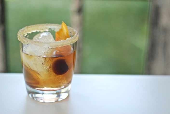 Maple Bacon Old Fashioned